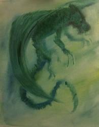 Dragon (wip) by mw777
