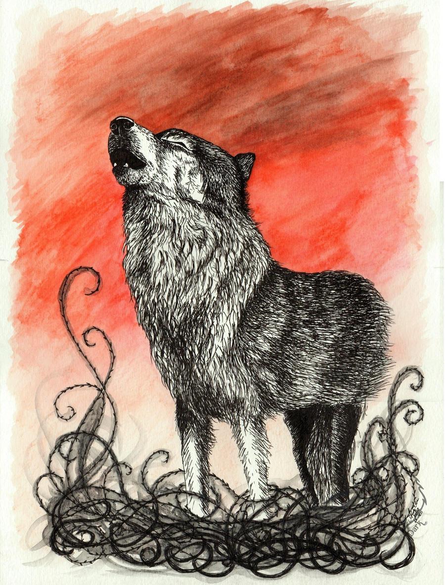 The Cry by Dark-Lioncourt