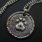 PawPrint pendant - custom order