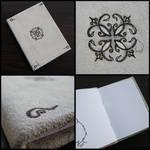 Ornamentbook - handmade scrapbook