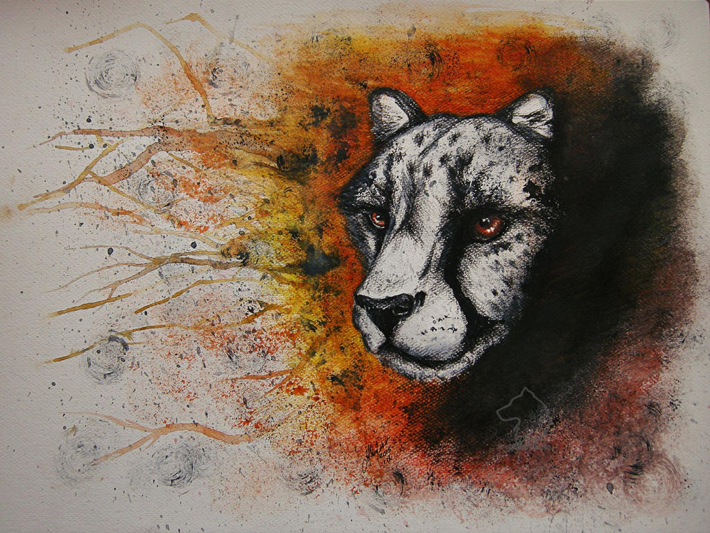 Black Bleeding Sun by Dark-Lioncourt