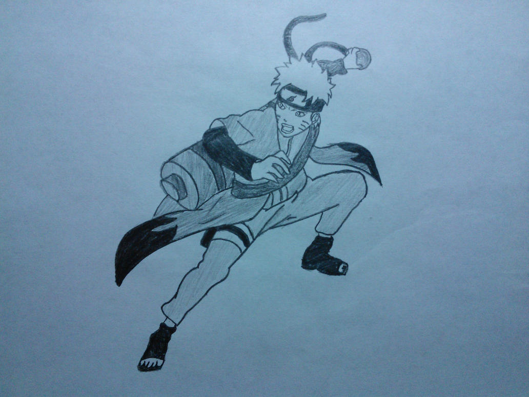 Naruto Sage Mode( Rasengan) by FazeRaze900x on DeviantArt