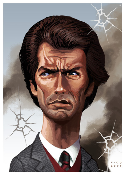 Dirty Harry by ElectroNic0