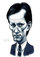 James Woods :: sketch by ElectroNic0
