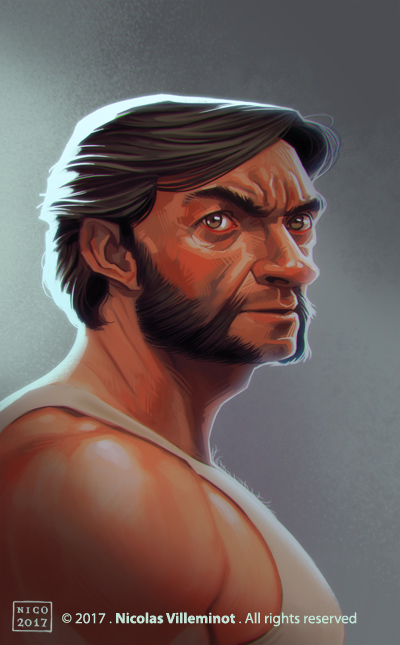 Wolverine by ElectroNic0