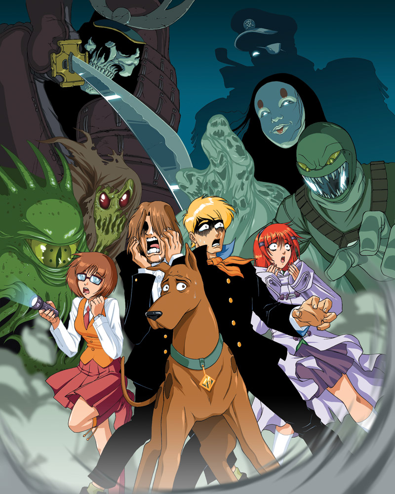 Scooby by Dhutchison