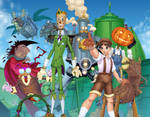 Land of Oz: the Manga