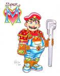 Mario Hearts
