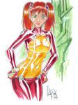 Asuka-Sketch