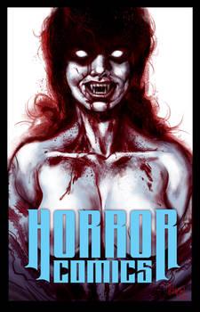 Horror Comics Cover