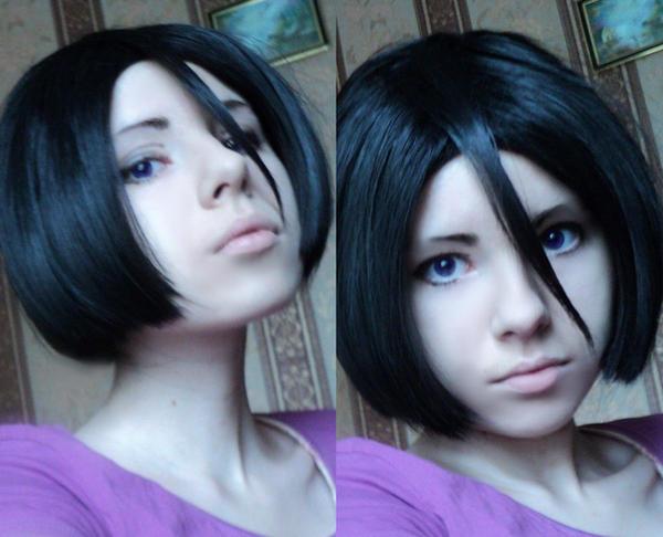 Rukia new hairstyle test