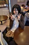 Kuchiki Rukia cosplay _3