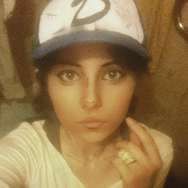 Clementine The Wlking Dead Game Season 3 Costest By