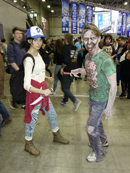 the walking dead s3 clementine