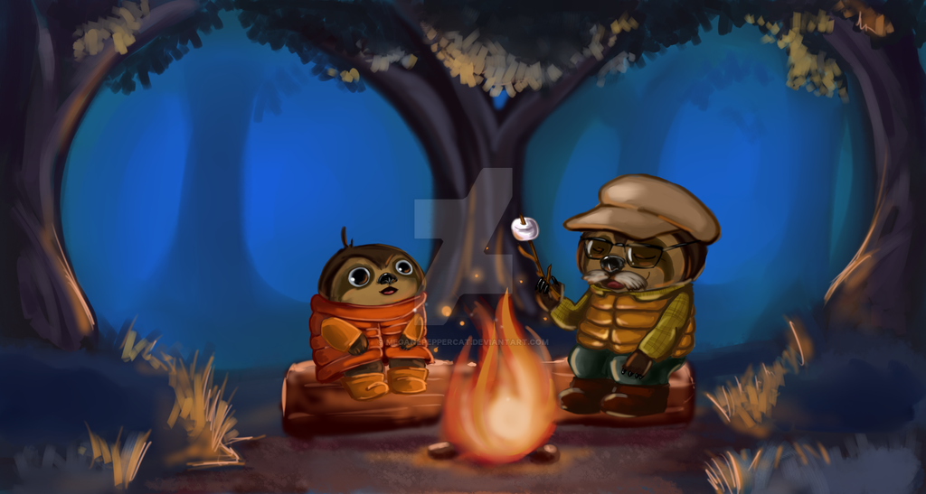 [Image: kiko_and_his_grandpa_in_the_woods_c__by_...bc3k81.png]