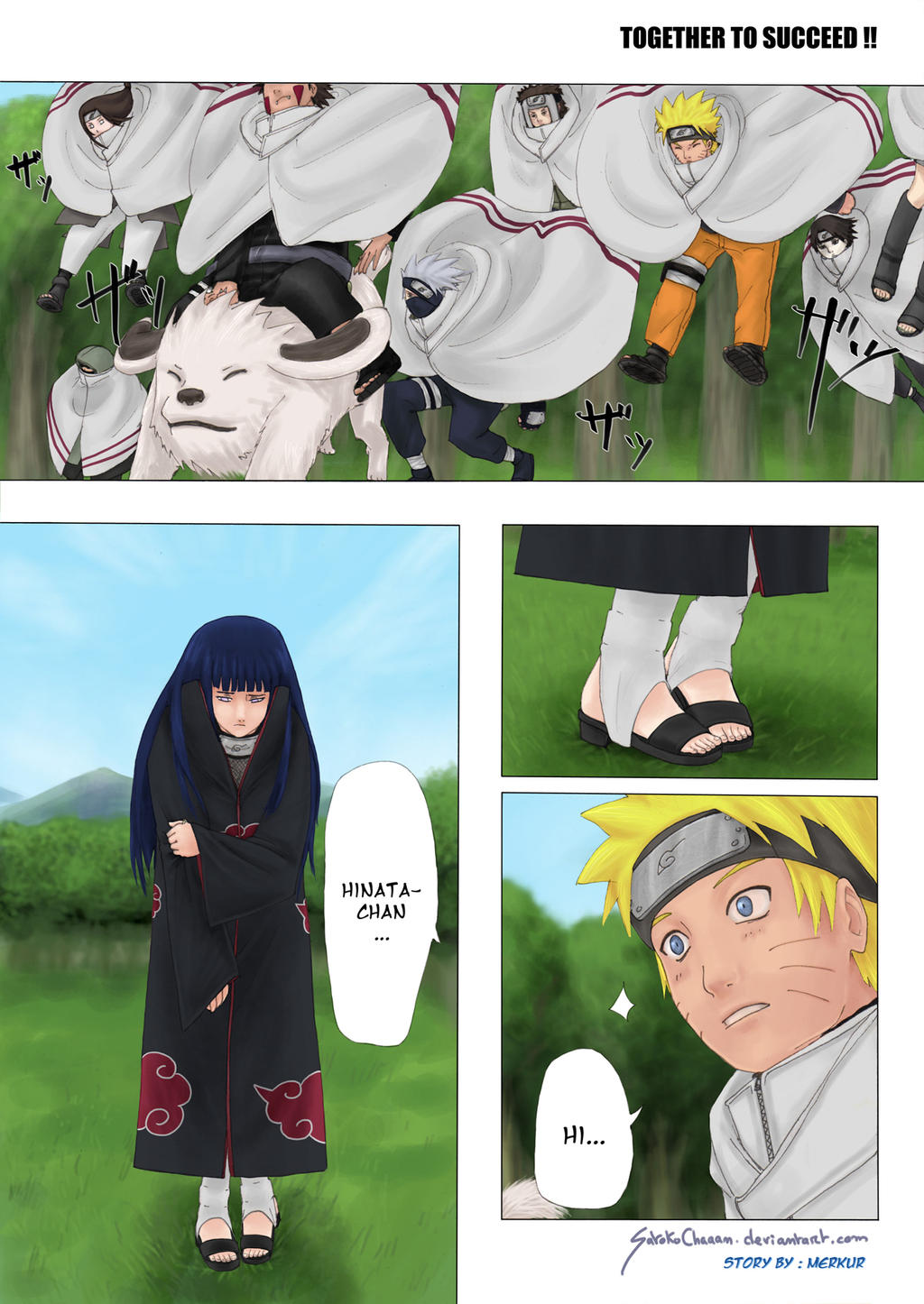 Naruto chat 1 sasuke returns fanfic