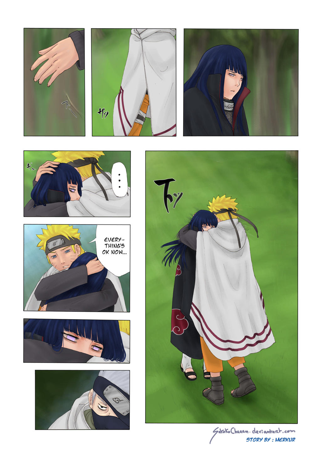 Hinata Akatsuki Fanfiction Return in akatsuki -teaser- p2