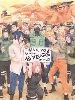 Thank You Kishimoto-sensei!