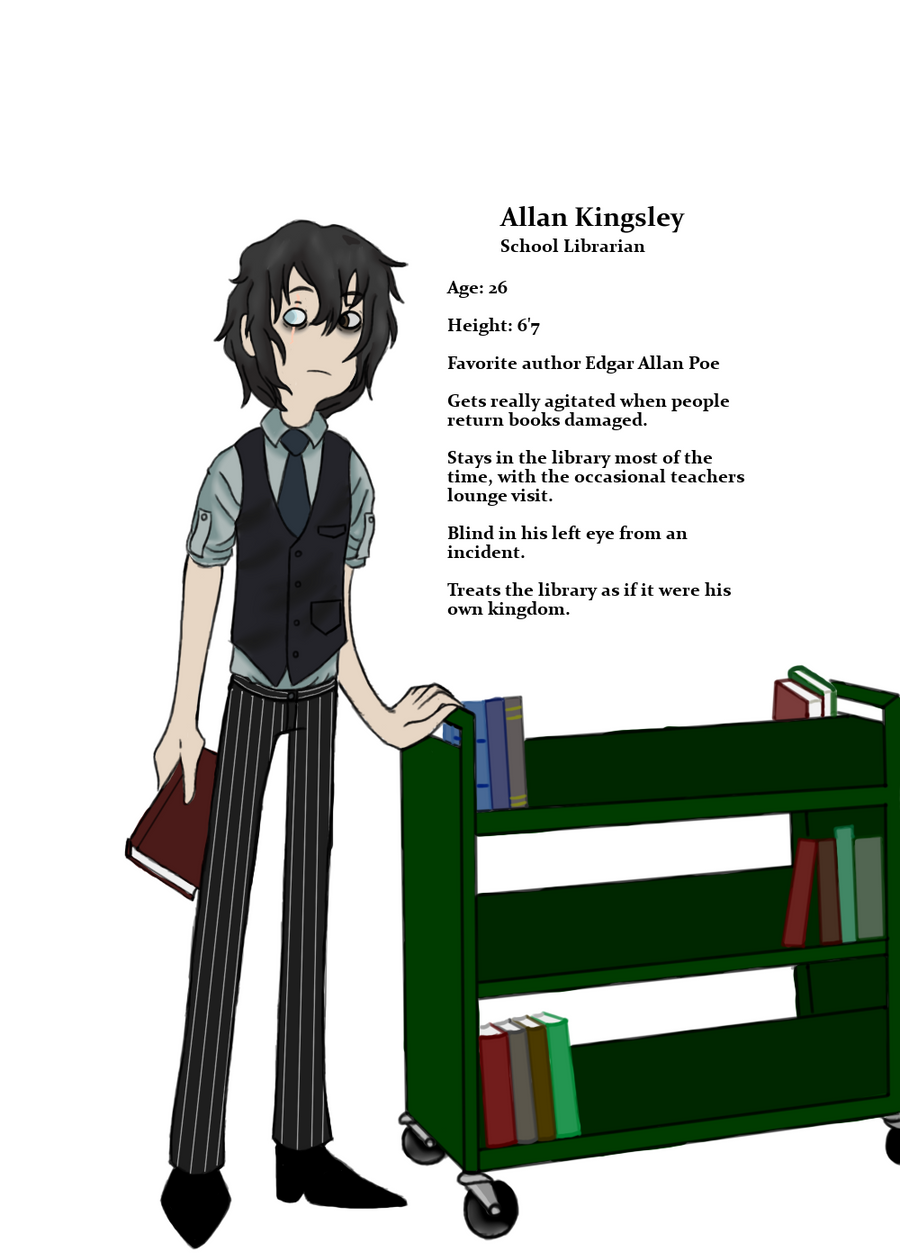 Allan Kingsley by SharkMate