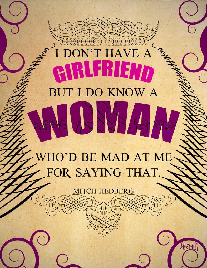 Girlfriend by MattShadoinDesign