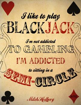 Blackjack by MattShadoinDesign