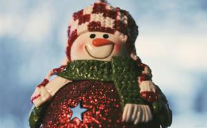 Happy Snowman by EugenieA