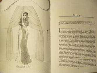 Ligeiaunfinished by EshMholl