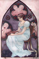 Catherine Morland by EshMholl