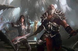 Diablo3 Last Battle by dlrpaqud
