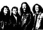 My Metallica-just BlacknWhite by JasminaSusak