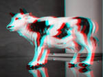 3D Cow by JasminaSusak
