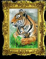 Tigers by JasminaSusak