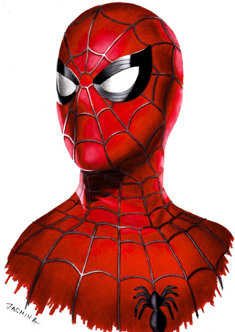 Uncategorized Drawings Of Spider Man drawing spider man homecoming by jasminasusak on deviantart jasminasusak