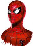 Drawing Spider-Man: Homecoming