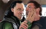 Drawing Loki vs Tony Stark