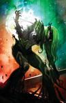 Gamora  She symbiote pt3