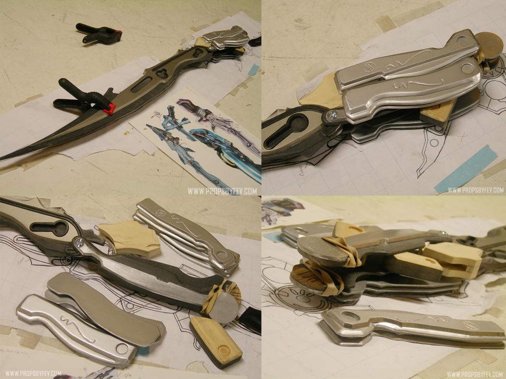 Lightnings sword wips 2 by fevereon