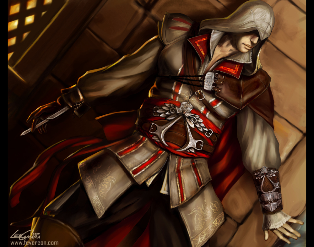 ezio assassins creed ii - photo #40