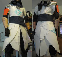 AC Revelations Ezio Tunic WIP by fevereon