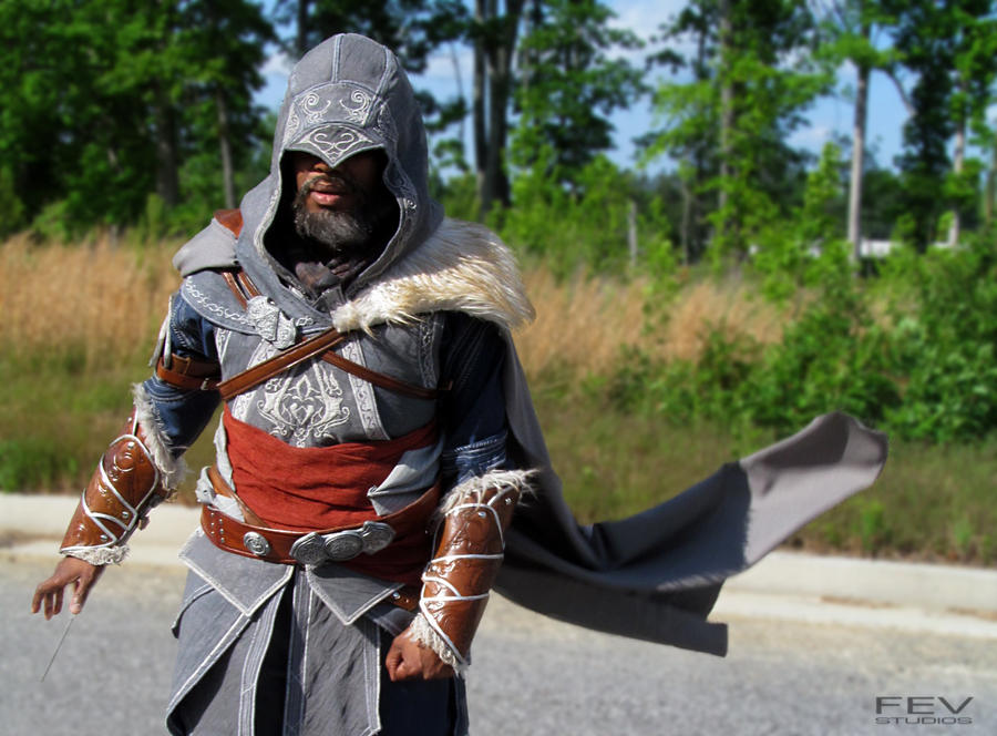 AC Revelations- Ezio Cosplay by fevereon