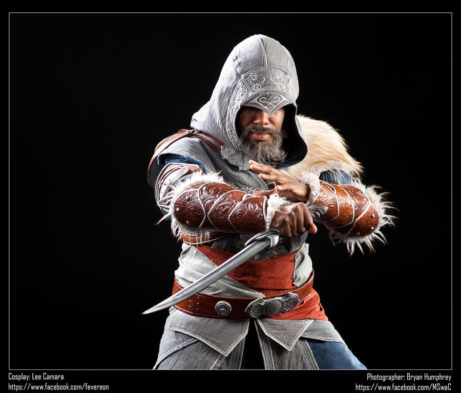 AC Revelations: Ezio photoshoot by fevereon