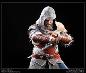 AC Revelations: Ezio photoshoot
