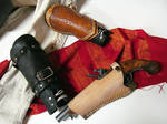 Aveline's tools of the trade