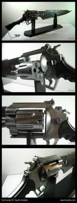 FFVIII- Squall's gunblade