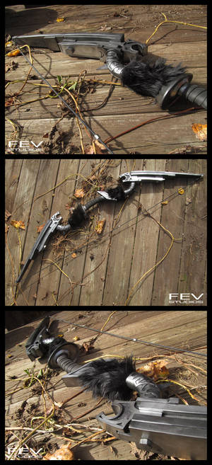 Skyrim- Nord Carved bow