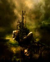 castle by 666Kain-666