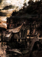 Old chapel by 666Kain-666
