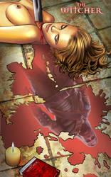 Witcher Dead by losromanos