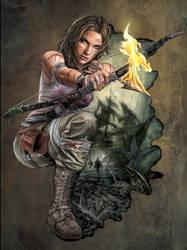 Tomb Raider by losromanos