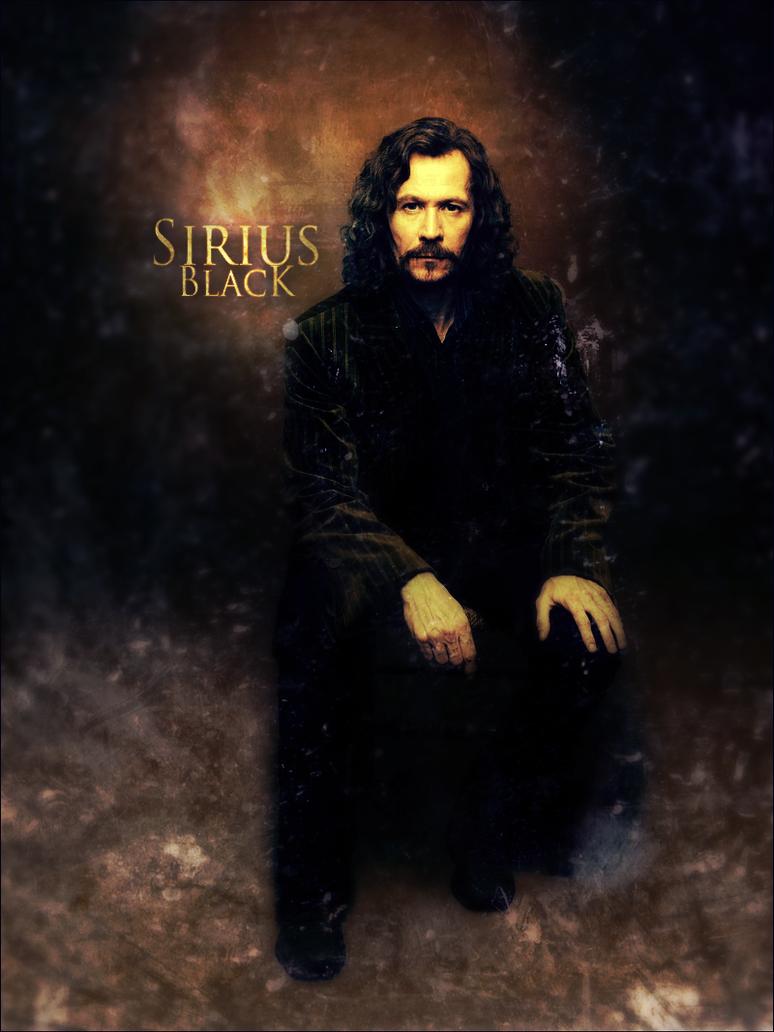 Sirius Black by dallon113